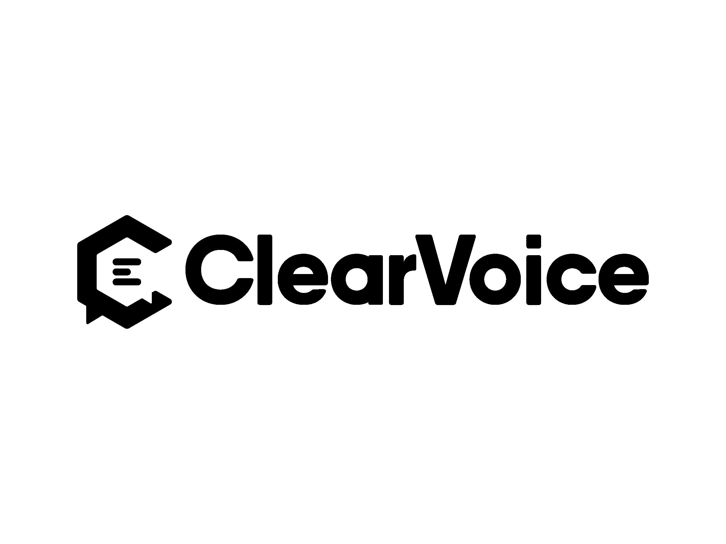 Portfolio logos_Clear Voice