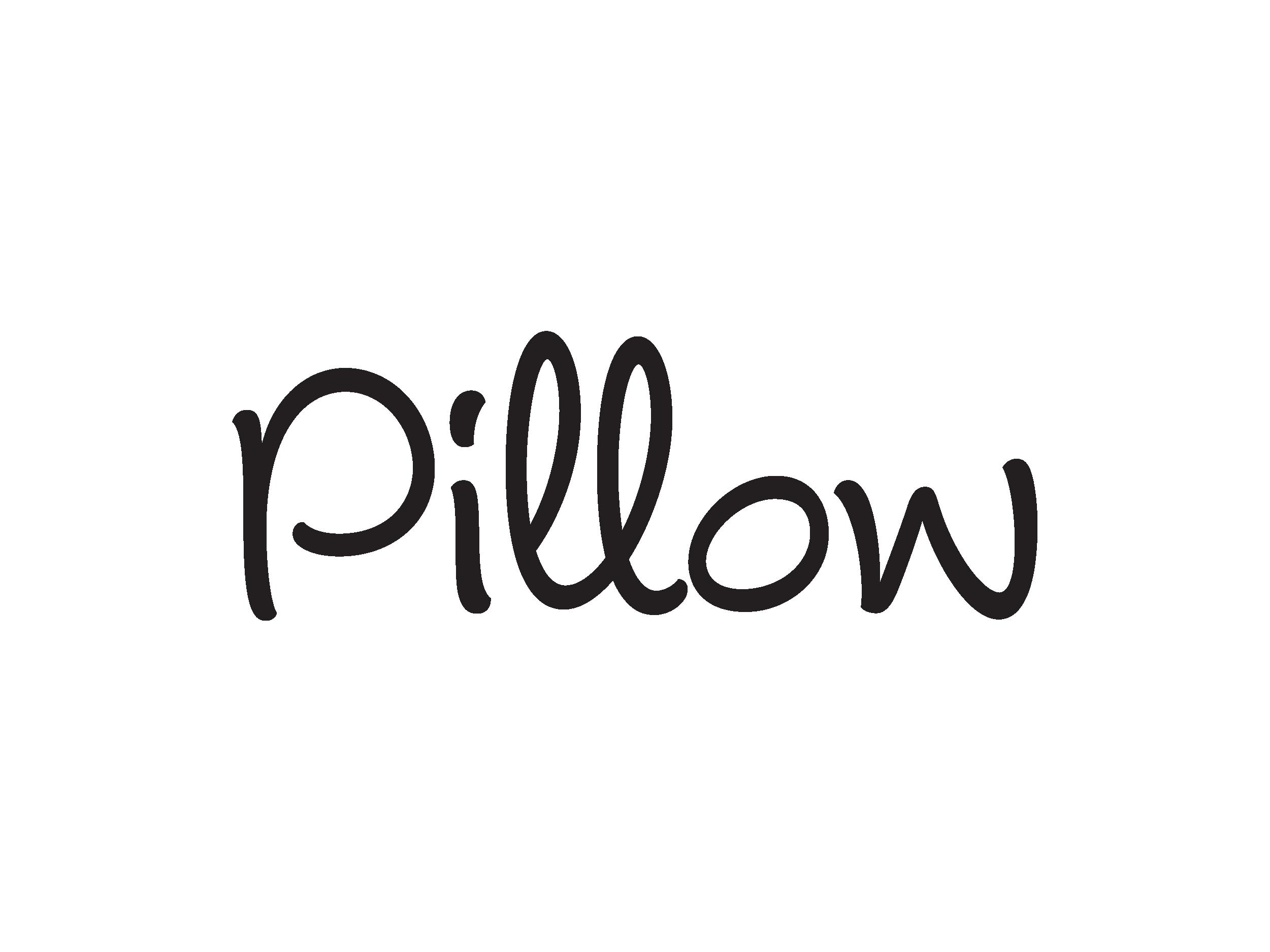Portfolio logos_Pillow