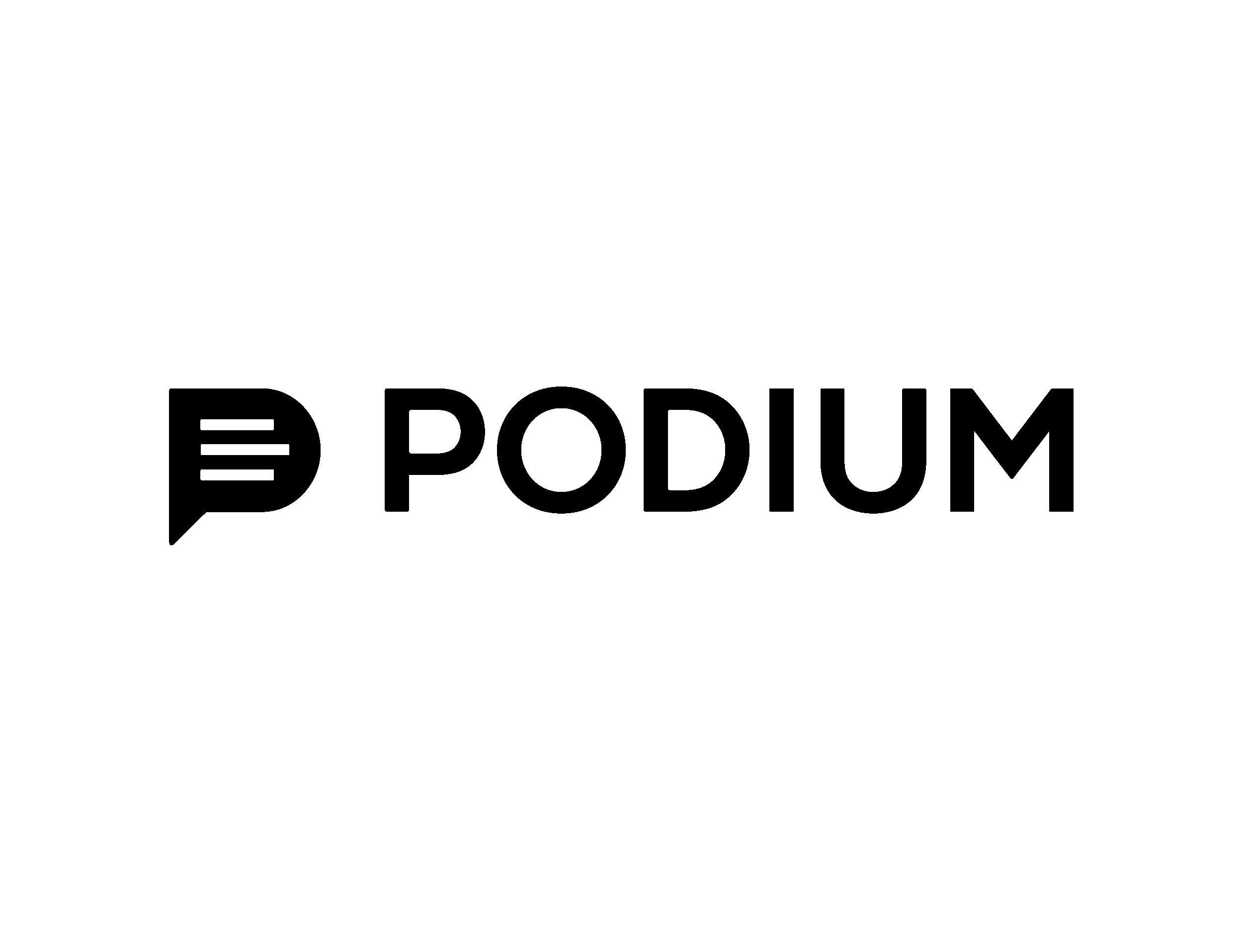 Portfolio logos_Podium